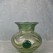 Loetz Orpheus Iridescent Glass Vase