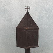 Circa 1370 European Communion Casket