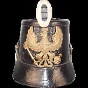 M1895 Pattern Prussian NCOs Jaeger Shako