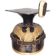 Imperial German M1889 Uhlan Other Ranks Prussian Guard Pickelhaube