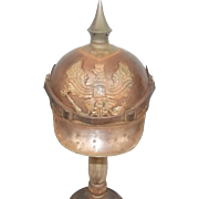 M1915 German WW1 German Prussian Cavalry Helmet