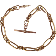9ct Gold Albert Watch Chain