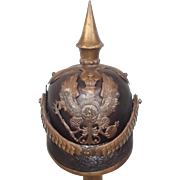 1860 Pattern Imperial German Prussian Other Ranks Pickelhaube
