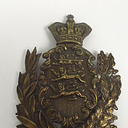 1865/70 Duke of Lancaster's Own Yeomanry Helmet Plate