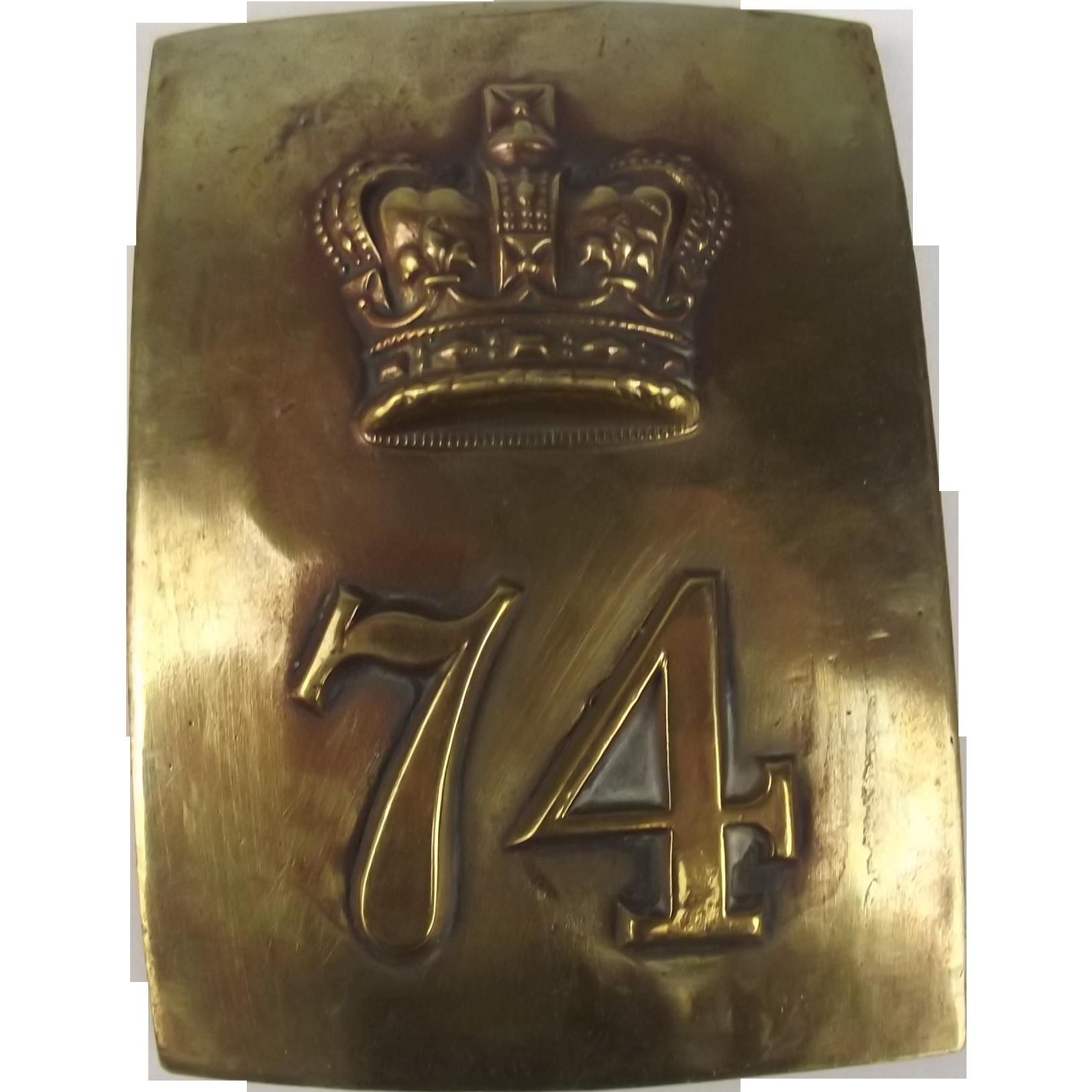 74th Regiment of Foot (disambiguation)