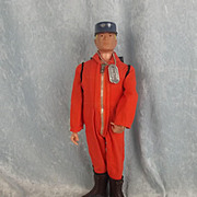 Palitoy 1966 Action Man Action Pilot Doll