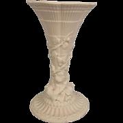 Parian Ware Vase c1870