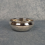 London 1927 Silver Small Bowl By Goldsmith Company
