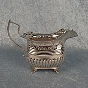 Silver Sauce Boat Dublin 1840?