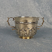 Birmingham 1898 Victorian Silver Twin Handled Bowl