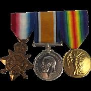WW1 1914/15 Trio To W.S. Job Royal Engineers
