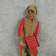 Palitoy Vintage Landing Signal Officer Action Man