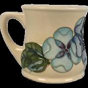 Moorcroft Floral Pattern Mug 1993