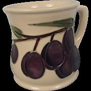 Moorcroft Floral Grape Pattern Mug #1