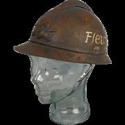 1916/17 Dated M15 Adrian Helmet