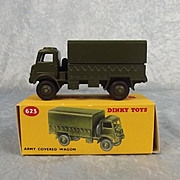 Dinky Toys 623 Army Covered Wagon 1954-63