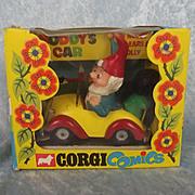 Corgi Comics 801 – Noddy's Car