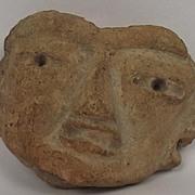 Circa 600AD Mayan Sonriente Anthropomorphic Figure