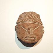 Circa 1500-1200 BC Rare Pre-Mayan Anthropomorphic Figure