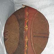 African Maasai shield