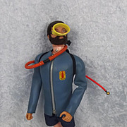 Vintage Action Man Underwater Explorer