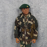 Vintage Action Man Parachute Regiment