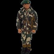 Vintage Action Man Parachute Regiment