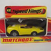Matchbox Speed King K-32 – Shovel Nose
