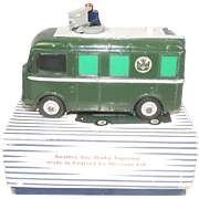 Dinky 968 BBC TV Roving Eye Vehicle Boxed 1959-64 #2