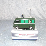 Dinky 968 BBC TV Roving Eye Vehicle Boxed 1959-64 #3