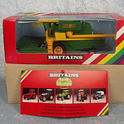 Britains 9576 Corn King Combine Harvester