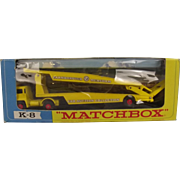 Matchbox K-8 Guy Car Transporter