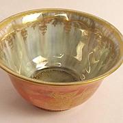 Circa 1914 Wedgwood Dragon Cup Lustre Bowl