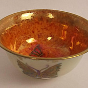 Circa 1914 Wedgwood Butterfly Lustre Bowl