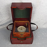 Russian 2 Day Chronometer U.M. Kupoba Ships Clock