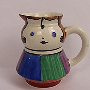 Boy Blue Wilkinson Honey Glaze Milk Jug