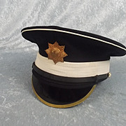 British Coldstream Guards Visor Cap