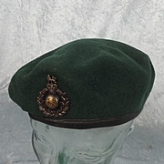 Royal Marines Green Beret