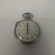 Waltham Military Pocket Stopwatch