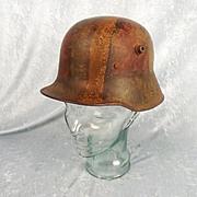 Ex Museum M16 Camo Helmet