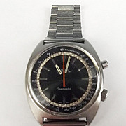 Circa 1968 154.008 Omega Seamaster Chronostop Watch