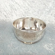 1907 Dated Sterling Silver Bowl