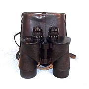 Anchor US Navy WWII Military Binoculars 7x50 1943