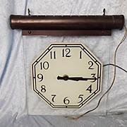 Pre-War Smiths Produced MG Motor Showroom Clock