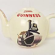 Carltonware Guinness For Strength Teapot