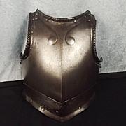 Circa 1580 Italian Cavalry Breast Plate
