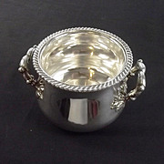 Stylish Silver Plated Bowl