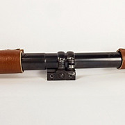 1943 Lee Enfield No. 4 Rifle WW2 Era Telescope