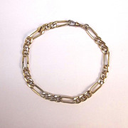 9ct Yellow Gold Chain 9 1/2""