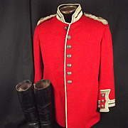 Post 1902 Yorkshire Deputy Lord Lieutenant Uniform